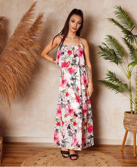 PACK OF 2 DRESSES LONG LAYERING 8899I3