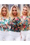 PACK OF 3 TROPICAL TOPS 0694