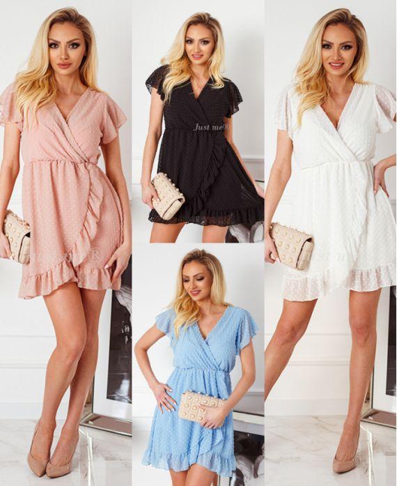 PACK 4 DRESSES 1166
