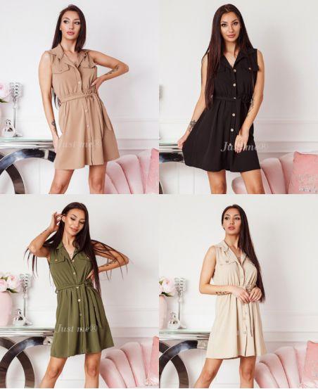 PACK 4 DRESSES 1159
