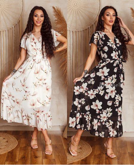 PACK OF 2 DRESSES LONG 9462