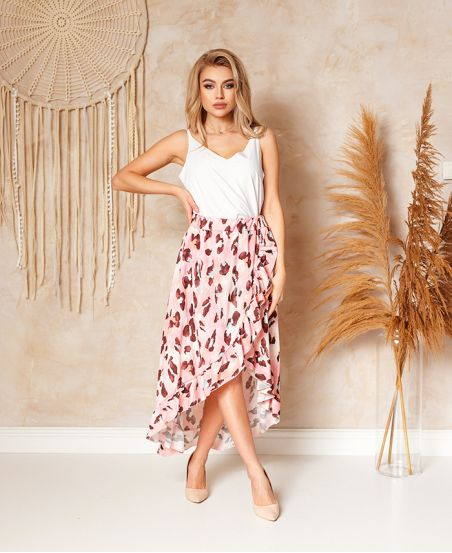 PACK 2 LEOPARD SKIRTS 1173