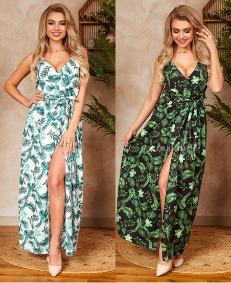 PACK 2 STRAPLESS DRESSES 1190I2