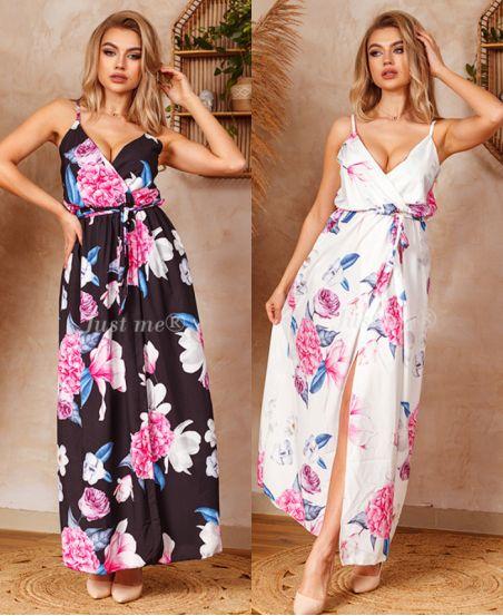 PACK 2 STRAPLESS DRESSES 1190I1