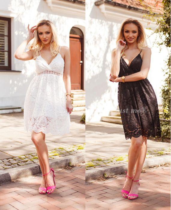 PACK 2 SUSPENDER DRESSES 6639