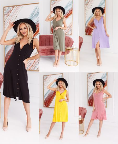 PACK 5 DRESSES 2842