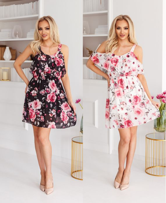 PACK 2 DRESSES 7798