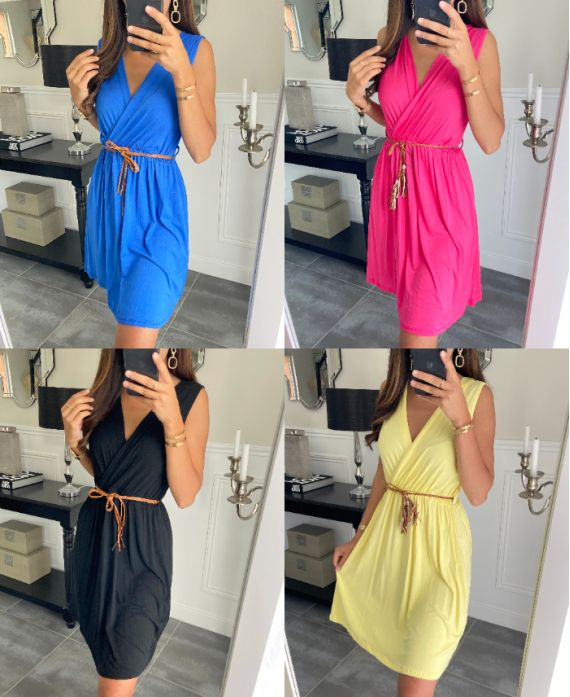 PACK 4 DRESSES 9525