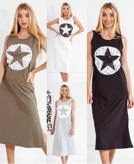 PACK 4 LONG DRESSES ETOILE 7623