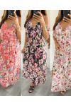 PACK OF 4 DRESSES LONG SHOULDERS DENUDEES 9491