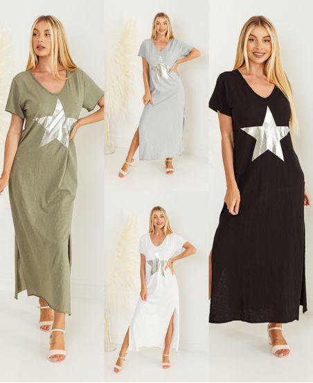 PACK 5 DRESSES ETOILE 6653