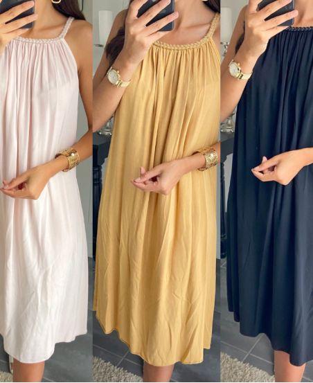 PACK 4 DRESSES STRAPLESS 2827