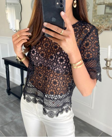 LACE TOP 911