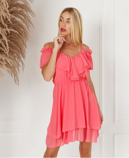 PACK 3 ROBES FROUFROU 4102