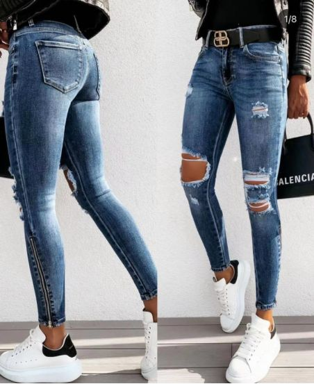 PACK 12 JEANS 9310