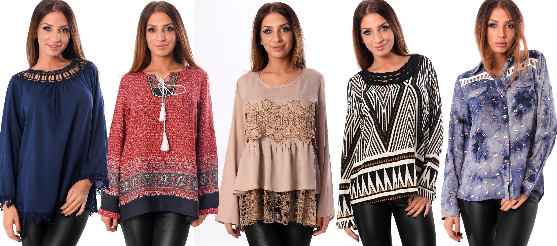 Grossiste pret a porter fashion wholesaler women clothes and accessories from france